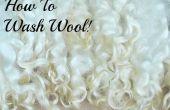 Comment laver laine & fibre... sans feutrage il !