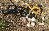 Bombes de semences bricolage