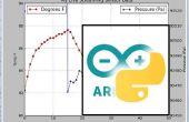 Traçage et graphiques des données actives de Arduino à l'aide de la puissance de Python