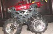 Camion de monstre de silverado de Chevrolet 2010 !
