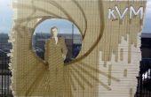 Max Zorn inspiré Tape sur Window Art