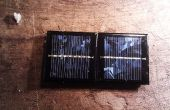 Solar Powered USB chargeur (téléphones, lecteurs MP3 etc.)