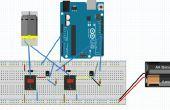 Comment contrôler le moteur avec relais SPDT