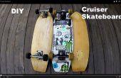 DIY recyclé Cruiser Skateboard