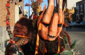 La grande citrouille Halloween Costume