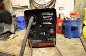Remplacez le câble de masse sur votre soudeuse de fil 80/90 AMP