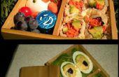 Boîte à Lunch Bento en bois