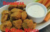 Ailes de poulet Buffalo désossé
