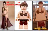 Costume de Princesse Leia Lego