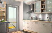 Comment installer LED bandes sous armoire de cuisine