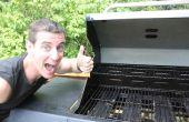 Grill hack : Comment faire pour nettoyer la grille grilles sans une brosse métallique