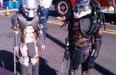 Predator Costumes - vetements Bio, peau de Latex, armures et lames