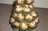 Mini Ferrero sapin de Noël calendrier