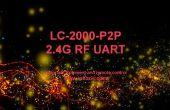 LC-2000 (PA)-P2P télécommande
