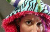 Faire l'amitié trouver E-Textile Monster Hoodie avec Neopixels