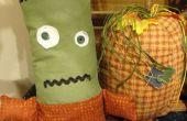 Comment faire une poupée d'Halloween « Fils de Frankenstein » beau
