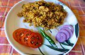 Mijotés de poulet Biryani