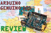 Examen de l'Arduino 101