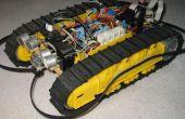 « Ramses » - robot autonome sur les pistes
