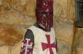 Casque de chevalier Templier Creed Assassin