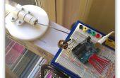 Vivent les données vers excel d'un capteur de lumière Arduino