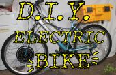 Velo electrique bricolage !
