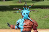 Masque Tribal VALKA (How to Train Your Dragon)