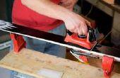 Comment faire une cire de fer rapide sur les skis
