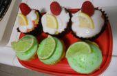 Cupcakes citron-Lime