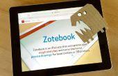 En savoir Zotebook avec un monstre de traductions
