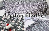 Aucun-cousez Doggie Blankey