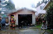 Bombe fumigène en cas d'échec (ou comment j'ai incendié près de mon Garage)