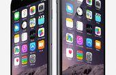 Comment prendre une capture d'écran sur iPhone 6