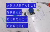 Vitesse réglable Circuit Scribe