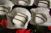 Beurre d'arachide / boulettes de Cookie au chocolat