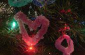 Comment faire des décorations de cristaux de Borax pour impressionner et surprendre les enfants