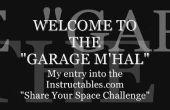 Mon espace de travail « Garage M'hal »