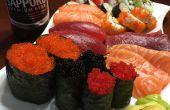 Sushi maison Basics