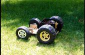 DIY RC/Arduino enfourchables jeep conversion faible coût