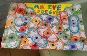 Comment dessiner un oeil à l'aquarelle !