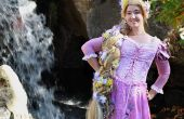 Disney Tangled Rapunzel Costume