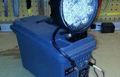 Portable Sun - lampe de travail Rechargeable