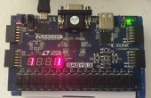 Séquencer le détecteur à l'aide de la carte FPGA Digilent Basys 3