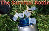 La bouteille de survie