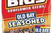Comment faire vos propres graines de tournesol Old Bay