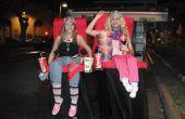 Cinéma Cine deguisement Costume 3D Asiento falso Tenerife CARNAVAL TENERIFE CINE deguisement ORIGNAL