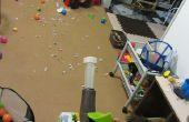 Comment aspirateur boule Cannon rendre l'enfance