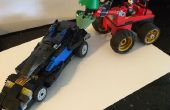 Joker LEGO et Batmobile Chase