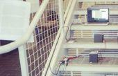 Arduino IR Musical escaliers