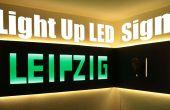 Comment faire un énorme Light Up LED Sign